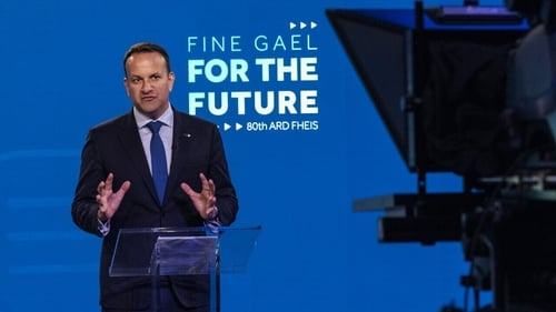 Leo Varadkar said he wants to set a target of 70% home ownership by the end of the decade