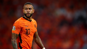 Memphis Depay is off to the Nou Camp