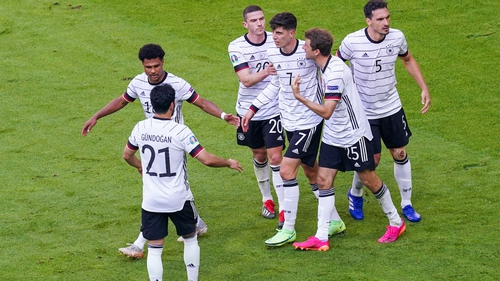 Germany got their tournament going with an impressive win over Portugal