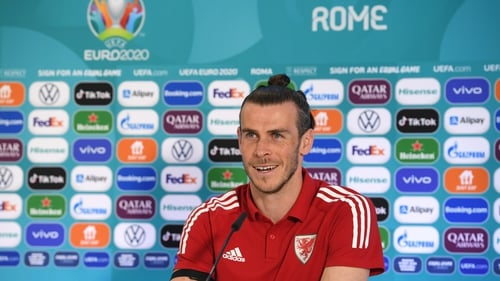 Gareth Bale said that he would be happy to remain on penalty duties despite his miss against Turkey