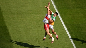 Derry controlled proceedings at Croke Park