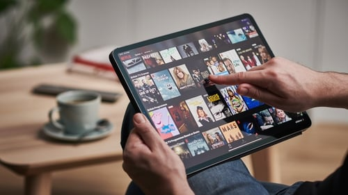 Netflix is seeing a sharp slowdown in new customers after a boom in 2020 fueled by stay-at-home orders to curb Covid-19