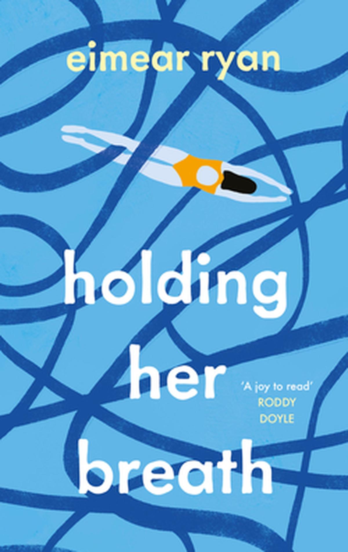 Eimear Ryan, author of 'Holding Her Breath'