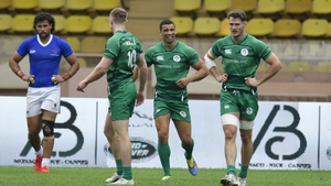 Ireland face France in the final at 6.07pm