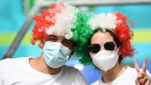 1,000 Italy fans will be allowed to travel to London for the final