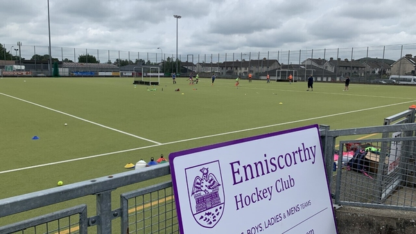 The existing community astroturf pitch which is shared among several clubs
