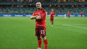 Xherdan Shaqiri has helped give Switzerland a big chance of reaching the last 16