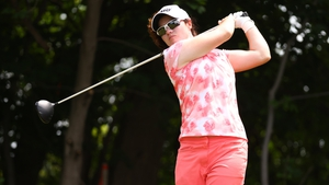 Leona Maguire finished with a 66 for a total of 23-under-par