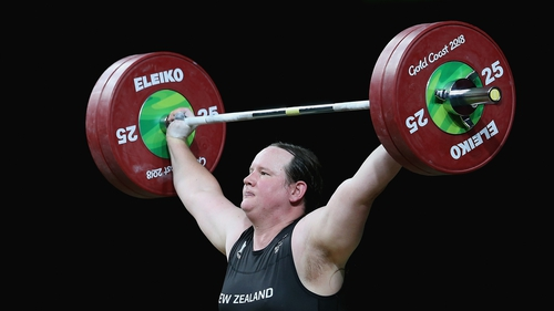 Laurel Hubbard competed as a male weightlifter before transitioning in 2012 and returning to the sport in 2017