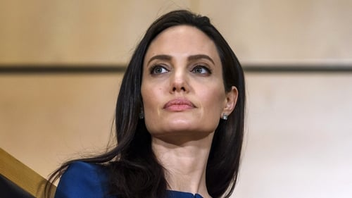 """Angelina Jolie - """"I have never been as worried about the state of displacement globally as I am today"""""""