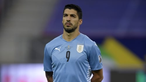 Luis Suarez has admitted receiving the questions in advance of the test