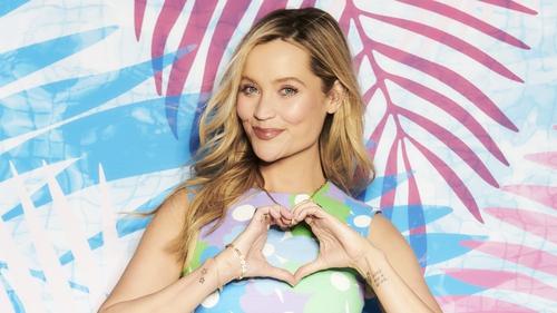 Laura Whitmore hosts Love Island