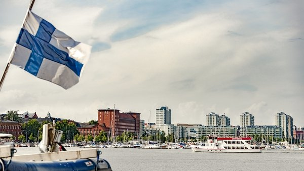 Finland is second only to Japan in the extent of its ageing population