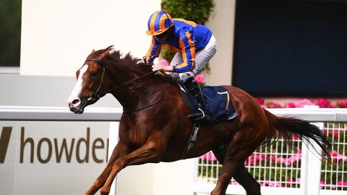 Connections of Love will be keen for the weather to remain dry in the run up to the Ascot feature