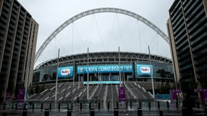 Wembley is due to host five knockout games