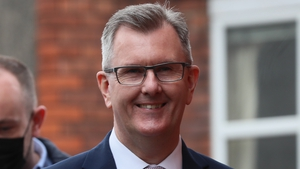 Jeffrey Donaldson narrowly lost out in the previous leadership contest