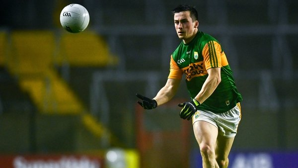 Paul Murphy in action for Kerry against Cork in last year's Munster semi-final loss
