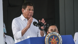 Philippines President Rodrigo Duterte said he would jail those who refuse to get vaccinated