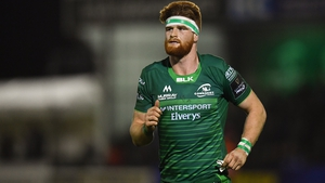 The Galway native made 60 appearances for Connacht