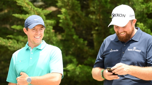 Rory McIlroy and Shane Lowry confirmed as Ireland's golf representatives in Tokyo