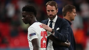 Gareth Southgate is hopeful heading into the knockout stage