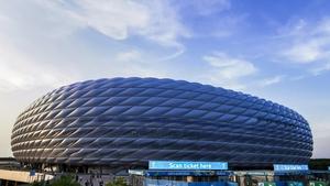 The Allianz Arena will host Germany v Hungary