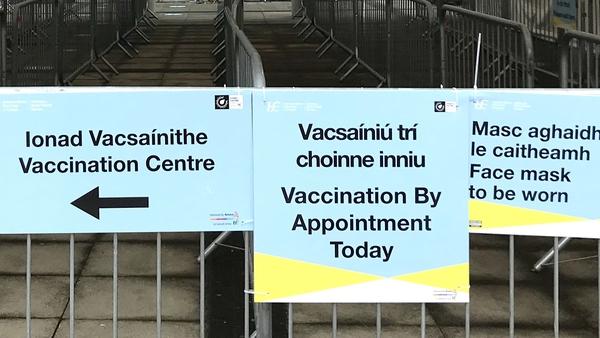 Leo Varadkar said Ireland will have more AZ vaccines that it needs