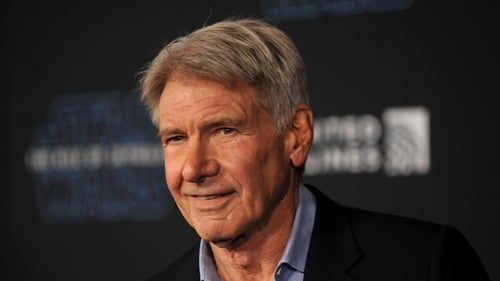 Harrison Ford began filming Indiana Jones 5 in the UK earlier this month Photo: EPA