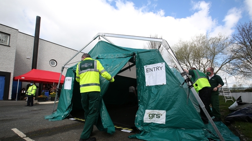 A further 348 new cases of Covid-19 have been notified, amid warnings over the spread of the Delta variant (Pic - Rollingnews.ie)
