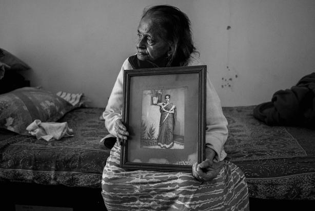 (Md Saud Faisal/International Portrait Photographer of the Year 2021/PA)