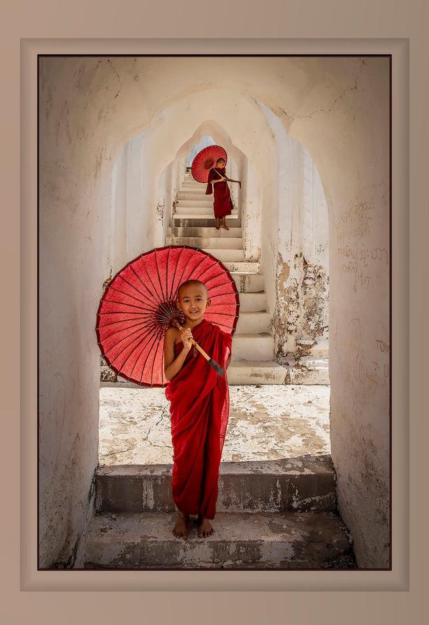 (John Powers/International Portrait Photographer of the Year 2021/PA)