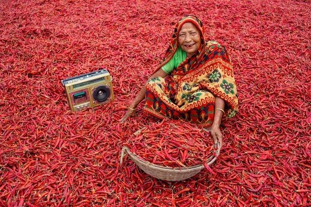 (Sujon Adhikary/International Portrait Photographer of the Year 2021/PA)