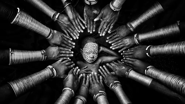 (Zay Yar Lin/International Portrait Photographer of the Year 2021/PA)