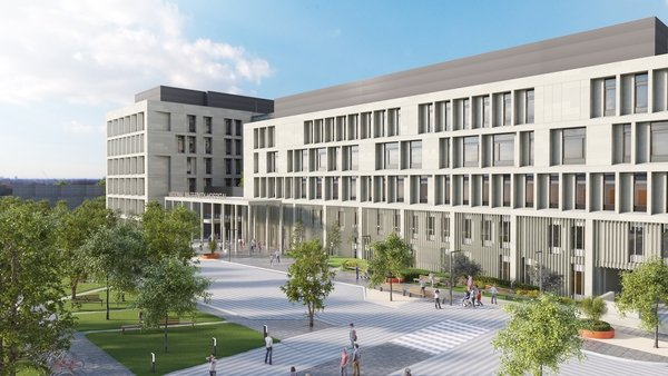The hospital will be built on the site of st Vincent's University Hospital in Dublin