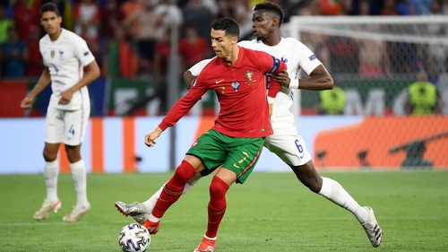 Two goals from Cristiano Ronaldo were enough for Portugal - just