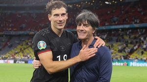 Leon Goretzka's equaliser ensured Germany will face England