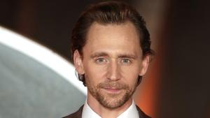 Tom Hiddleston plays Loki