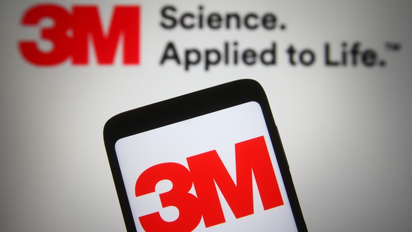 3M has had a presence in Ireland since 1975 and currently employs more than 500 people in Dublin and Athlone
