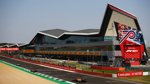 Fans will flock to Silverstone for a milestone event in Britain
