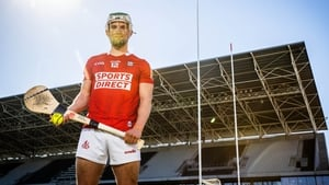 Shane Kingston pictured at Páirc Uí Chaoimh for Cork GAA sponsor Sports Direct's 'Born To Play' campaign