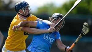 Dublin had eight points to spare against Antrim in the league