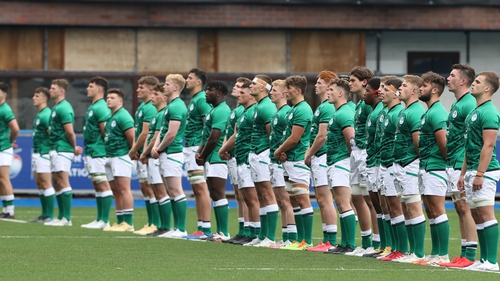 Ireland beat Scotland last weekend