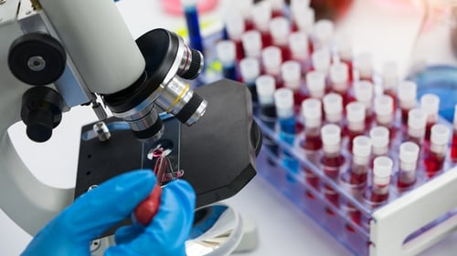 Test is aimed at people at higher risk of the disease, including patients aged 50 years or older (stock image)