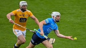 Fear of getting sucked into the Joe McDonagh Cup should be enough for Dublin to scrape through against Antrim, says DónalÓgCusack