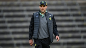 Will Donegal captain Michael Murphy be fit in time to face Down this weekend?