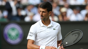 Djokovic is aiming for his third Grand Slam title of the year