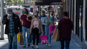 Consumer spending accounts for more than two-thirds of US economic activity