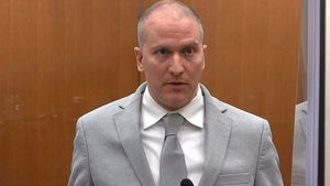 Derek Chauvin was sentenced in June to 22 and a half years in prison