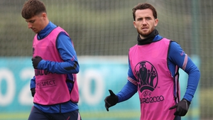 The Chelsea duo fell foul of Covid-19 protocols after the Scotland game.