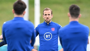 Kane did not find the net in the Euro 2020 group stages
